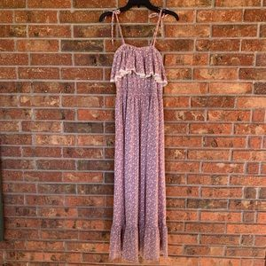 Maurices Floral Maxi Dress